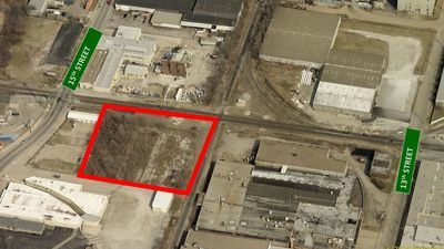 1 Acre M-3 industrial