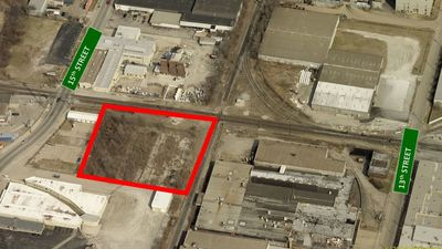 1 Acre zoned M-3 industrial